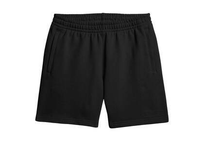 Pharrell Williams × adidas Originals Basics Shorts Unisex Blackの写真