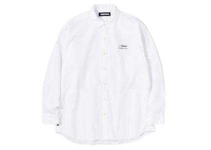Neighborhood Trad / C-Shirt LS Whiteの写真