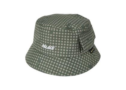 Palace Gore-Tex The Don Bucket Hat Night Grid Dpm (FW21)の写真
