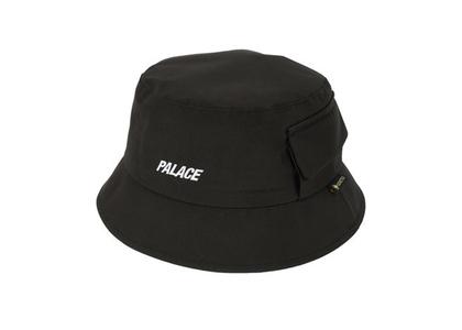 Palace Gore-Tex The Don Bucket Hat Black (FW21)の写真