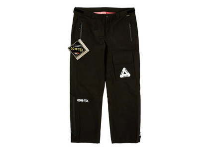 Palace Gore-Tex The Don Pant Black (FW21)の写真