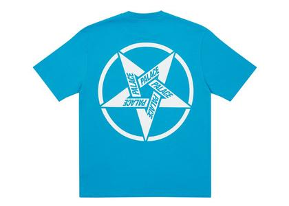 Palace Calm It Mosher T-Shirt Petrol Blue (FW21)の写真