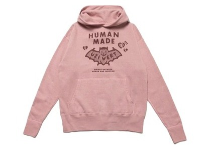 Human Made × Lil Uzi Vert Hoodie Pinkの写真