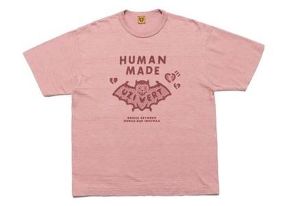 Human Made × Lil Uzi Vert T-Shirt Pinkの写真