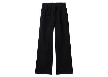 X-girl Corduroy Easy Pants Blackの写真