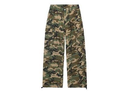 X-girl Military Cargo Pants Camoの写真