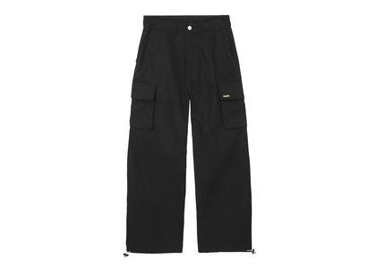 X-girl Military Cargo Pants Blackの写真
