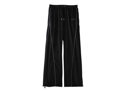 X-girl Velour Lounge Pants Blackの写真