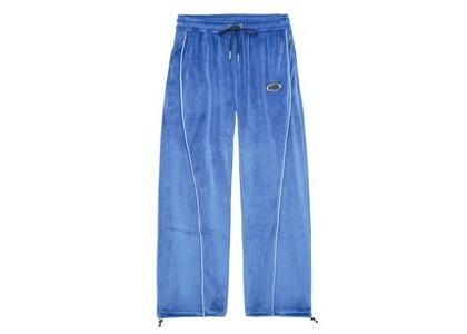 X-girl Velour Lounge Pants Blueの写真