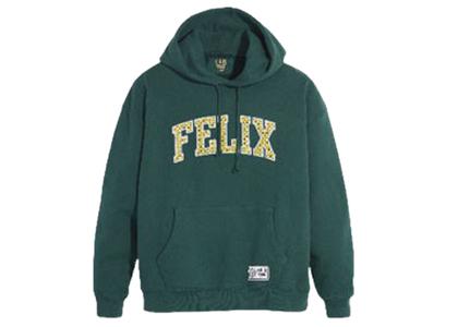 Felix × Levi's Graphic Hoodie Greenの写真