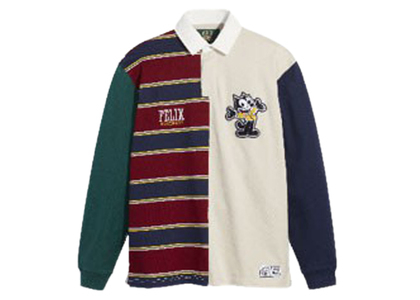 Felix × Levi's Rugby Shirt Multiの写真