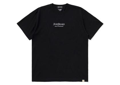 Bedwin × WIND AND SEA Heartbreakers T-Shirt Blackの写真