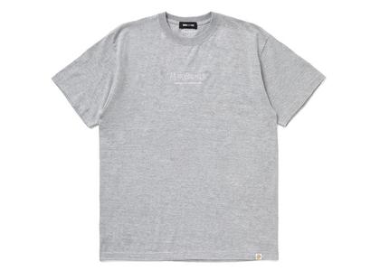 Bedwin × WIND AND SEA Heartbreakers T-Shirt Grayの写真