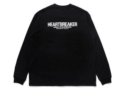 WIND AND SEA × Bedwin Heartbreakers L/S T-Shirt Goat Blackの写真