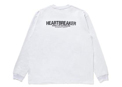 WIND AND SEA × Bedwin Heartbreakers L/S T-Shirt Goat Whiteの写真