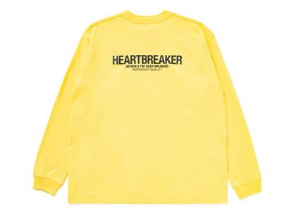 WIND AND SEA × Bedwin Heartbreakers L/S T-Shirt Goat Yellowの写真