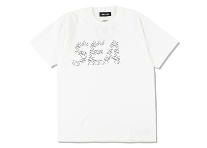 Jun Matsui × WIND AND SEA T-Shirt White-Whiteの写真