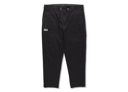 WIND AND SEA A32 Draw Code Easy Work Pants Blackの写真