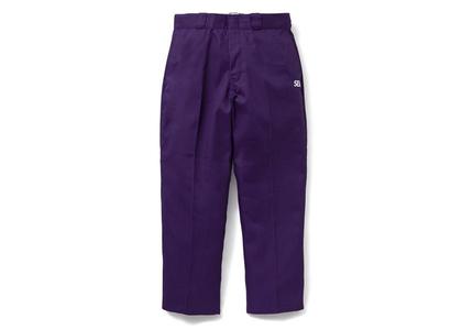 Bedwin × WIND AND SEA Heartbreakers Dickies 874 Purpleの写真
