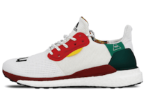 ADIDAS PHARRELL WILLIAMS SOLAR HU GLIDE WHITEの写真