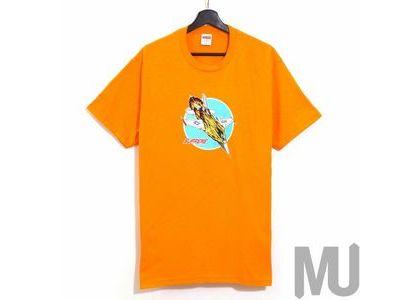 Supreme Jet Tee Orangeの写真