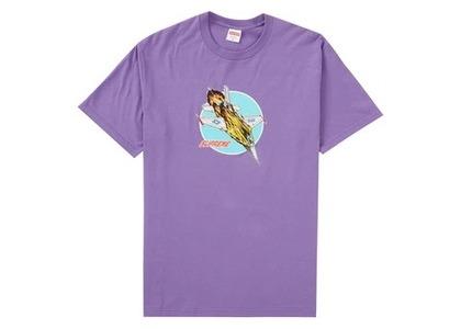 Supreme Jet Tee Purpleの写真