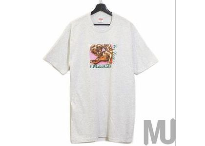 Supreme Lovers Tee Ash Greyの写真
