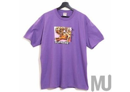 Supreme Lovers Tee Purpleの写真