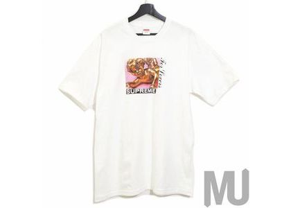 Supreme Lovers Tee Whiteの写真
