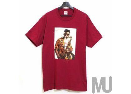 Supreme Pharoah Sanders Tee Cardinalの写真