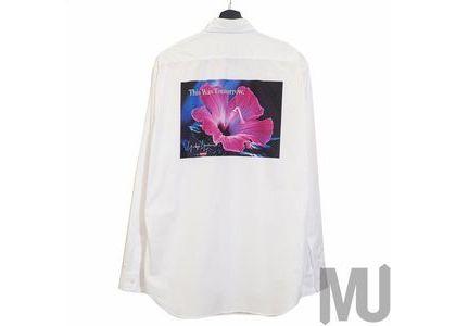 Supreme Yohji Yamamoto Shirt Whiteの写真