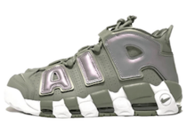 AIR MORE UPTEMPO IRIDESCENTの写真