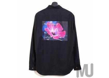 Supreme Yohji Yamamoto Shirt Blackの写真