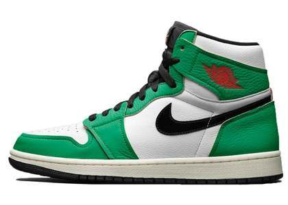 Nike Air Jordan 1 Retro High OG Lucky Green Womensの写真