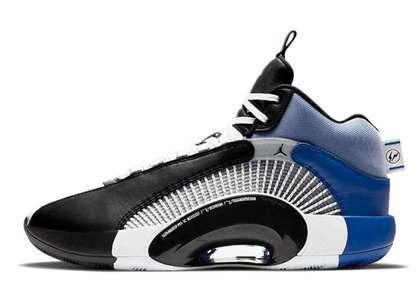 Fragment × Nike Air Jordan 35 の写真