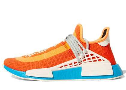 Pharrell Williams × adidas Originals HU NMD Extra Eye Orangeの写真