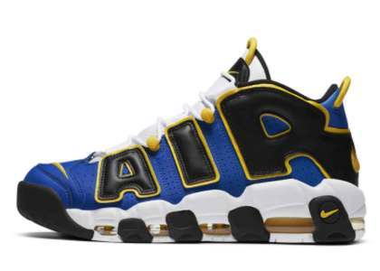 Nike Air More Uptempo Peace And Love Basketballの写真