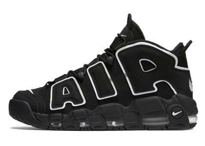 Nike Air More Uptempo Black (2020)の写真