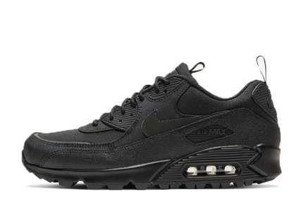 Nike Air Max 90 Surplus Blackの写真