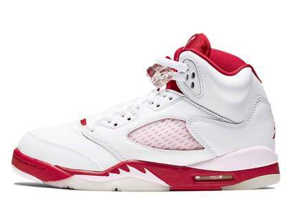 Nike Air Jordan 5 Retro Pink Foam GSの写真