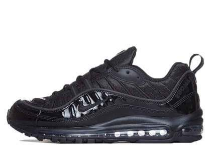Supreme × Nike Air Max 98 Blackの写真