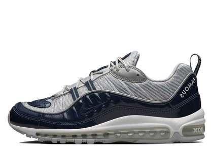 Supreme × Nike Air Max 98 Navyの写真