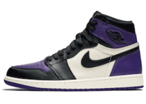 Nike Air Jordan 1 Retro High Court Purpleの写真