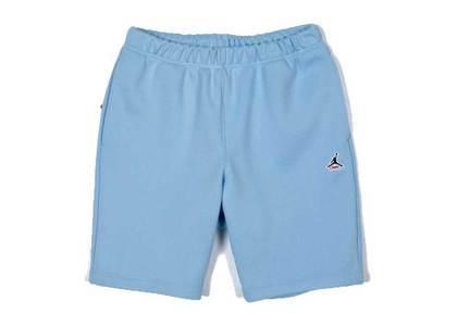 Nike Air Jordan x Union LA Leisure Shorts Psychic Blueの写真