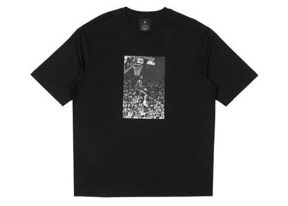 Nike Air Jordan x Union LA Reverse Dunk T-Shirt Blackの写真