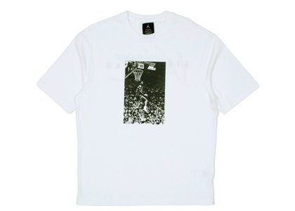 Nike Air Jordan x Union LA Reverse Dunk T-Shirt Whiteの写真