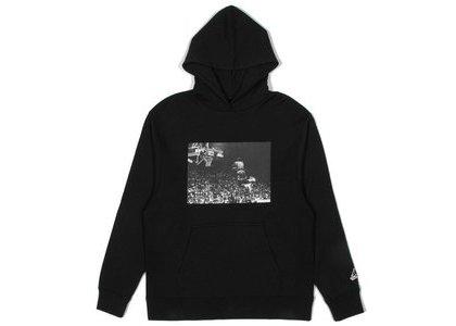 Nike Air Jordan x Union LA Flying High Hooded Sweatshirt Blackの写真
