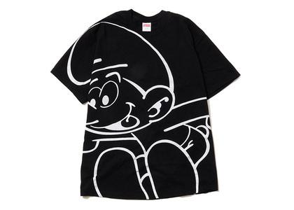 Supreme × Smurfs™ Tee Blackの写真