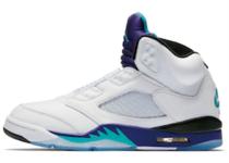 Nike Air Jordan 5 Retro Grape Fresh Prince