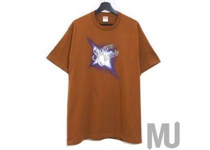 Supreme Clientele Tee Brownの写真